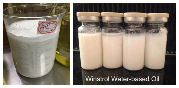 winstrol oil